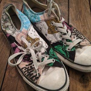 Print Converse w/ Unicorns!